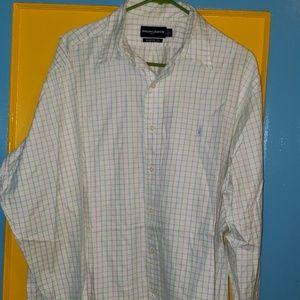 Polo Ralph Lauren button up shirt (golf)